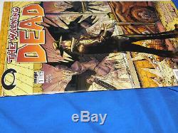 The Walking Dead #1 (Oct 2003, Image) NM- 1st Print White Mature Rick Grimes