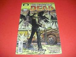 The Walking Dead #1 in Fine to F/VF COND from Oct 2003 Unrestored! Image A07