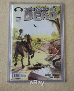The Walking Dead #2 2003 image Comics 1st print Nm+ GORGEOUS COPY! CGC It