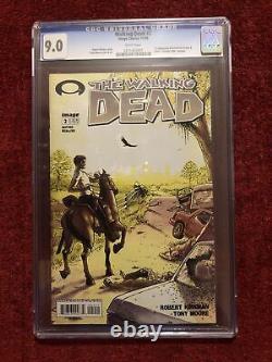 The Walking Dead #2 CGC 9.0
