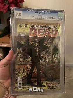 The Walking Dead CGC 9.8