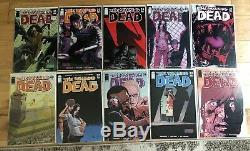 The Walking Dead Comic 10 Issue Lot #31-40 VF/NM