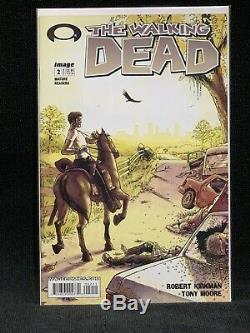 The Walking Dead Comic 2/ 1st Print/ Negan/ Image/ Grimes/ 1st Carl, Lori, Glenn