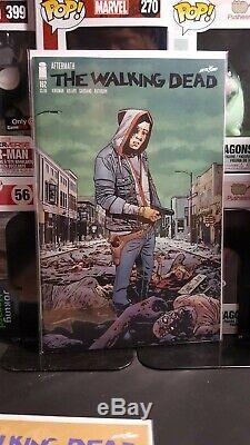 The Walking Dead Comic Lot #191 #192 #193 Farewell Set