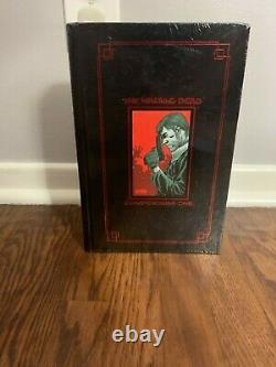 The Walking Dead Compendium 1, Red Foil Edition NYCC SEALED