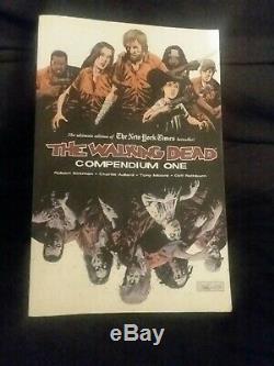 The Walking Dead Compendium Books 1, 2, & 3