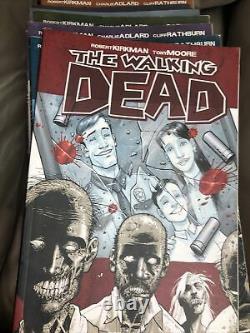 The Walking Dead Complete Set Vol 1-26,30 Books Image Comics TPB Lot