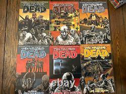 The Walking Dead Complete Set Vol 1-32 Books Image Comics TPB Lot