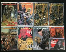 The Walking Dead Huge Lot 92 Comics Includes #1 (reprint) Vf/nm +167 (signed)