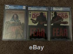 The Walking Dead Lot 1-193 Complete First Print Set