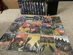 The Walking Dead Lot 2,3,4 & 8-193 First Print Set! And Extra Variants