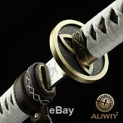 The Walking Dead Michonne Katana Real Japanese Samurai Swords