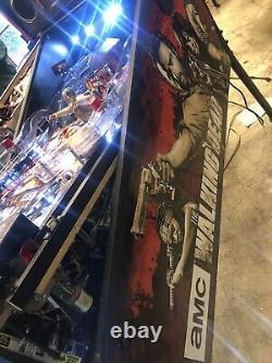 The Walking Dead'Pro' Pinball Machine by Stern