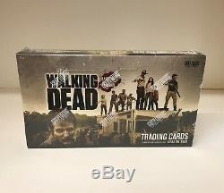 The Walking Dead Season 2 Sealed Trading Card Hobby Box Cryptozoic 2012