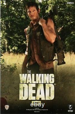 The Walking Dead Season 3, Daryl Redemption Card Authentic Prop Relic OM23