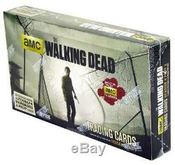 The Walking Dead Season 4 Part 2 Trading Cards 12-box Case (cryptozoic 2016)