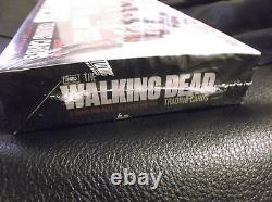 The Walking Dead Season One Trading Card Box New & Sealed. 2011 Cryptozoic