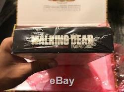 The walking dead Trading Card Season 1 Cryptozoic FULL UNOPENED BOX sealed 2011