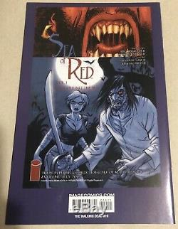 The walking dead comic book 19 Image Key Issue First Appearance Michonne