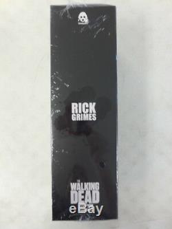 ThreeZero AMC Walking Dead RICK GRIMES 1/6 Scale Action Figure MIB Hot Toys
