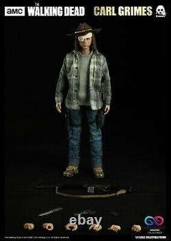ThreeZero Carl Grimes Normale Version The Walking Dead scale Hot Toys