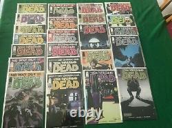 WALKING DEAD #62-193 complete run + Weekly, One-Shots & More, All First Prints
