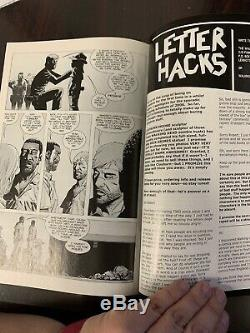 WALKING DEAD (Image 2007) #35 ERROR VARIANT 1st Print! Actual Scans