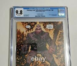 Walking Dead #100 CGC 9.8 15th Anniversary Word Bubble Negan E Variant RARE