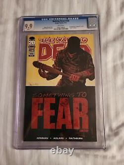 Walking Dead 100 Cgc 9.9. Mint. 1st Negan And Lucille