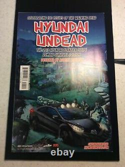 Walking Dead #100 Lucille Variant 9.4-9.6 NO AUTOGRAPH RAREST WALKING DEAD