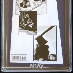 Walking Dead #10 (Image 2004) CGC 9.8 White Pages 1st Hershel & Maggie Comic