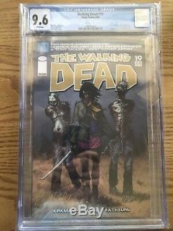 Walking Dead #19 CGC 9.6 1st Appearance Of Michonne