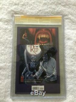 Walking Dead #19 CGC 9.8 SS Kirkman, Rathburn, Adlard, Moore! 1st Michonne