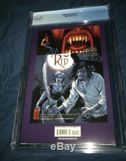 Walking Dead #19 CGC 9.8 White Pages-2005-1st Michonne-KEY