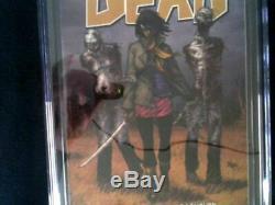Walking Dead 19 Cgc Graded = 8.0 1st Appearance Of Michonne Fair Market Value