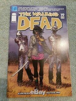 Walking Dead 19 NM- Image, Kirkman 1st Michonne