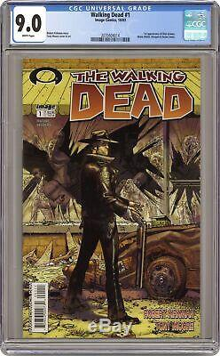 Walking Dead 1A 1st Printing CGC 9.0 2003 2070404014