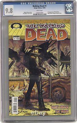 Walking Dead 1A 1st Printing CGC 9.8 2003 1203727001