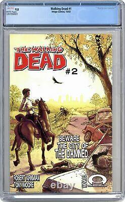 Walking Dead 1A 1st Printing CGC 9.8 2003 1287294001