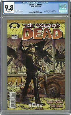 Walking Dead 1A 1st Printing CGC 9.8 2003 2088118008