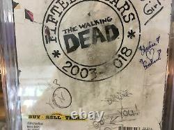 Walking Dead #1 15th Anniversary CGC. 5 Madison Buy Sell Trade RARE! YEP 1/1