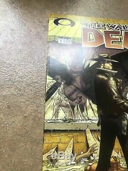 Walking Dead #1 1st Print ERROR Rare Mature Black Label 1st Appearance Rick