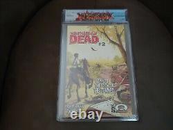 Walking Dead #1 9.6 CGC. 1st Rick Grimes