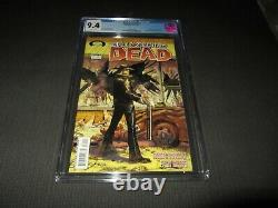 Walking Dead 1 CGC9.4 NM, 1st Print (Image 2003) 1st Rick Grimes (J/D)
