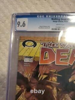 Walking Dead #1 CGC 9.6