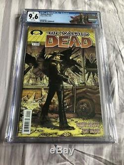 Walking Dead # 1 CGC 9.6 White (Image, 2003) 1st appearance Rick Grimes