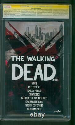 Walking Dead 1 CGC SS 9.8 Tedesco WW Ft. Lauderdale Variant 10/15