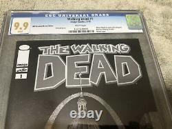 Walking Dead 1 CGC SS 9.9 St. Louis Sketch Variant up 9.8 Gerhard Cerebus artist