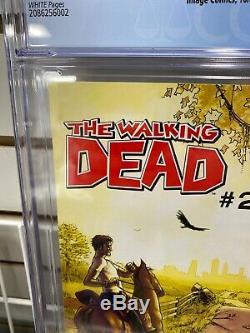 Walking Dead #1 Image Comics 10/03 1st Print CGC 8.0 1st App Rick Grimes 6G
