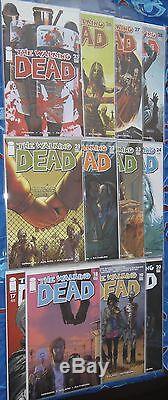 Walking Dead 1 cgc 9.8 Plus 2,3,4 cgc and 5-36